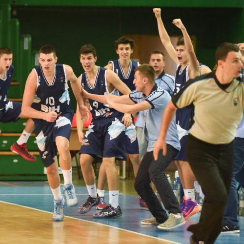 Bosna i Hercegovina protiv Litvanije po zlato od 20:15 minuta!