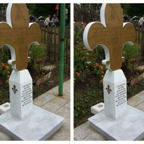 Obilježena 23.godišnjica od pogiblje komandanta Muje Šejte (FOTO)