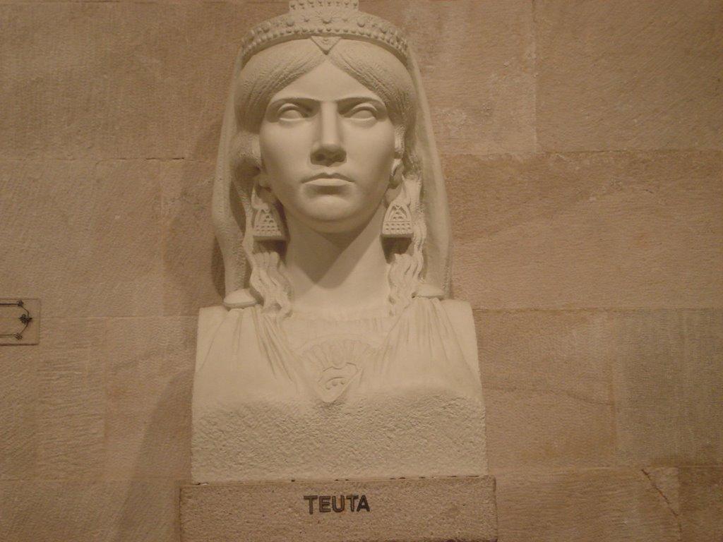 Mbretresha-Teuta