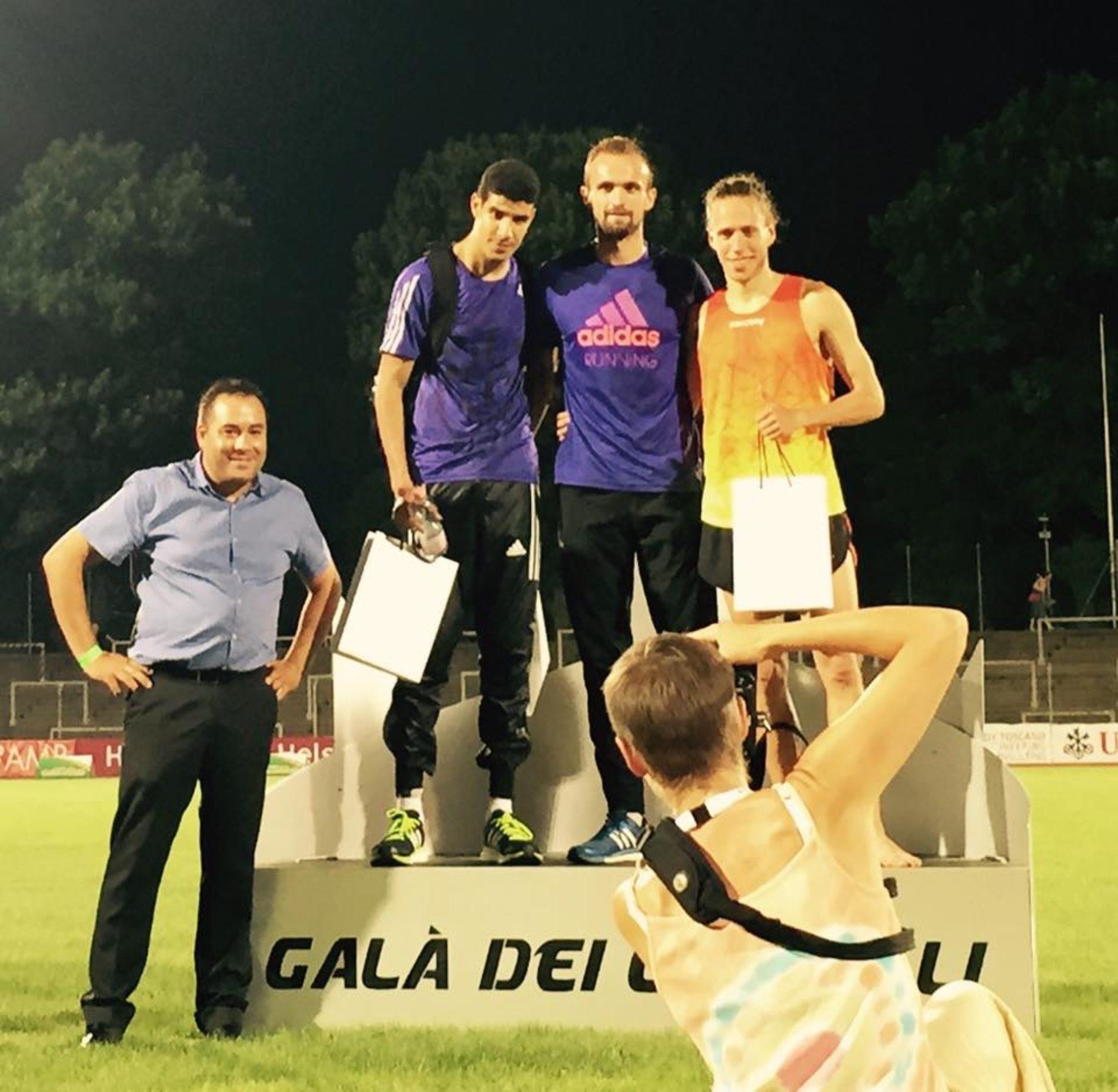 Amel Tuka pobijedio na Atletskom mitingu u Švicarskoj  – Prije utrke družio se sa bosanskim navijačima