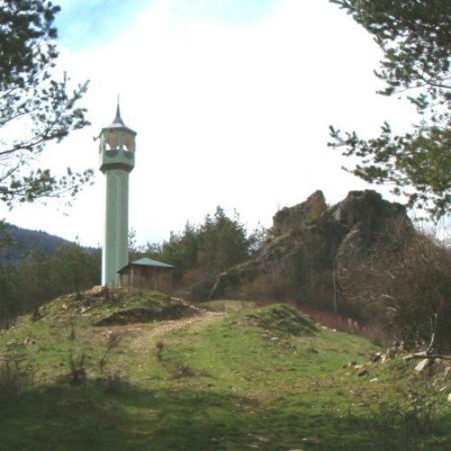 Čuvar kraljevskoga grada Jajca, srednjovjekovni grad Vinac