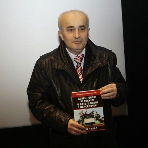 U Zenici promocija knjige 'Ruski i grčki plaćenici u ratu u Bosni i Hercegovini'