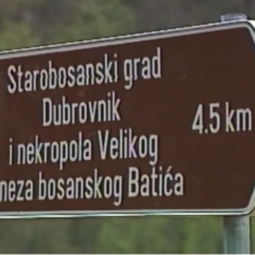 Stari grad Dubrovnik: Uskoro obnova Istočne kule