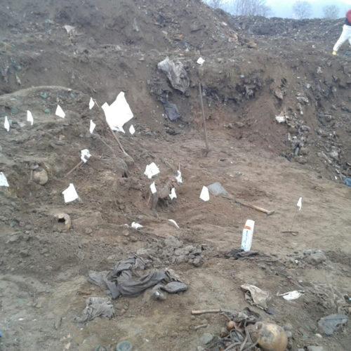 Ekshumacija u Kozluku: Na lokalitetu deponije strijeljano oko 1.000 žrtava bošnjačke nacionalnosti