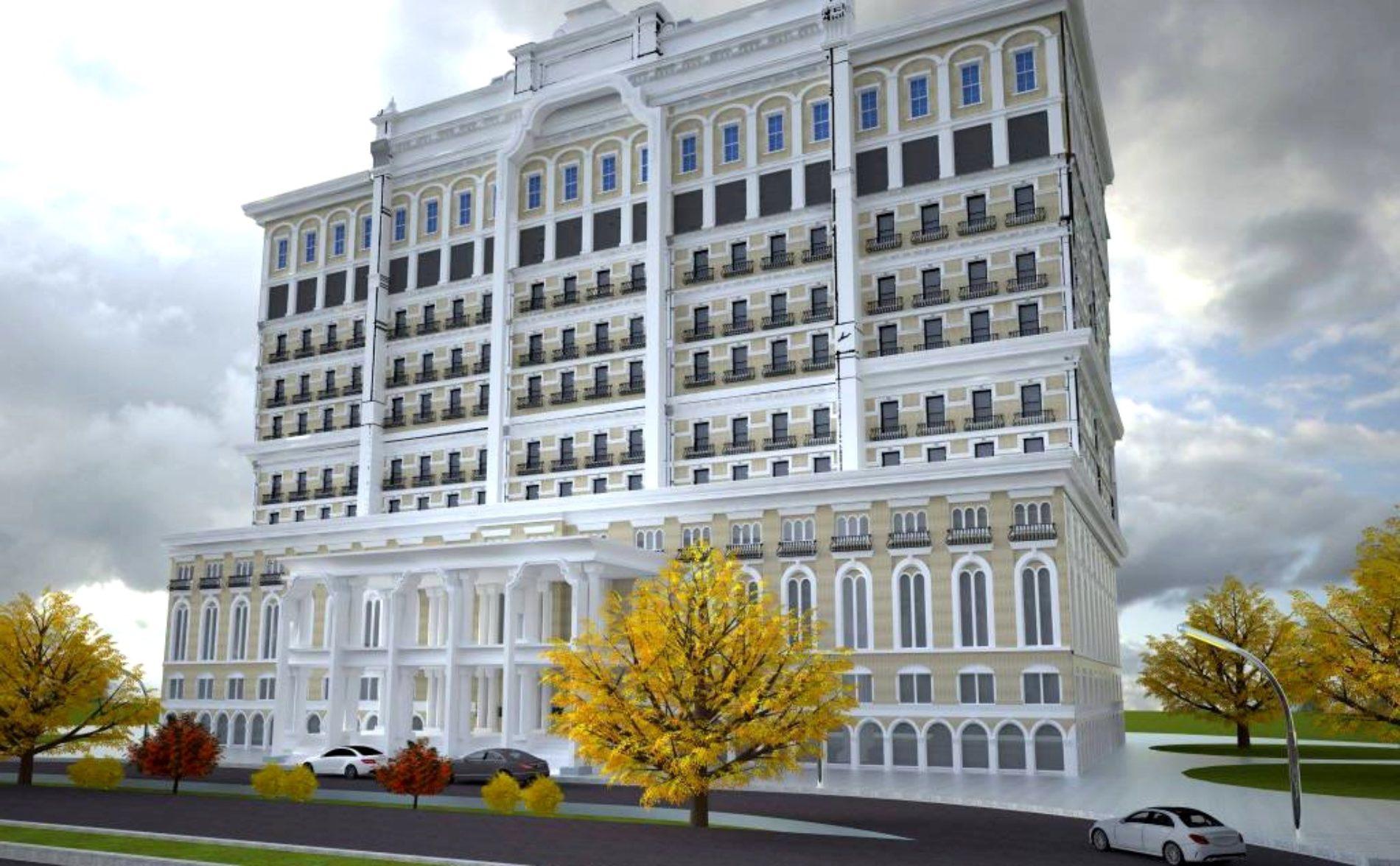 Hedef Group gradi luksuzni hotel u Sarajevu, investicija od 60 mil. BAM