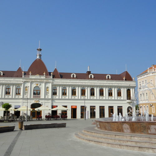 Zgrada Barok u Tuzli – Izgrađena u čast Franca Ferdinanda