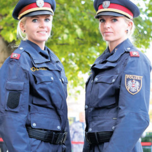 Blizankinje rođene u Zvorniku: Mirnesa i Mirneta Bećirović ponos su austrijske policije