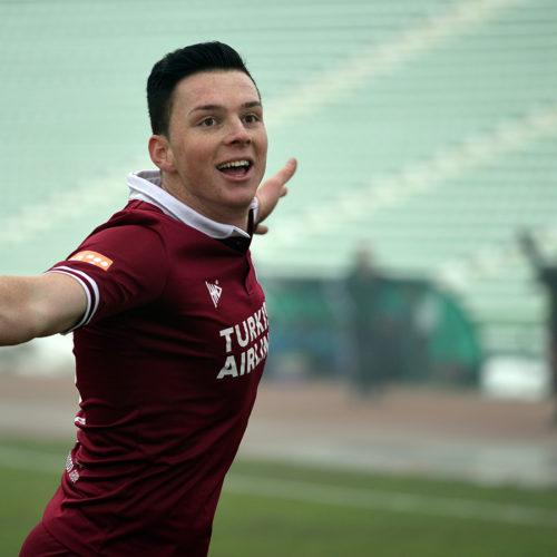 Haris Duljević: Moj san je od kada igram fudbal da jednog dana zaigram u A reprezentaciji