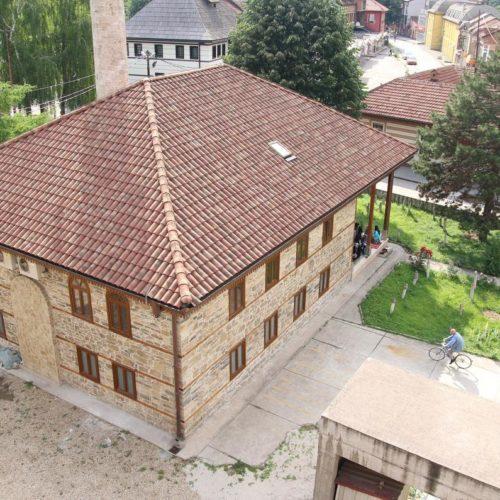 Sultan Ahmedova džamija u Zenici sačuvala autentičan izgled do danas (FOTO)