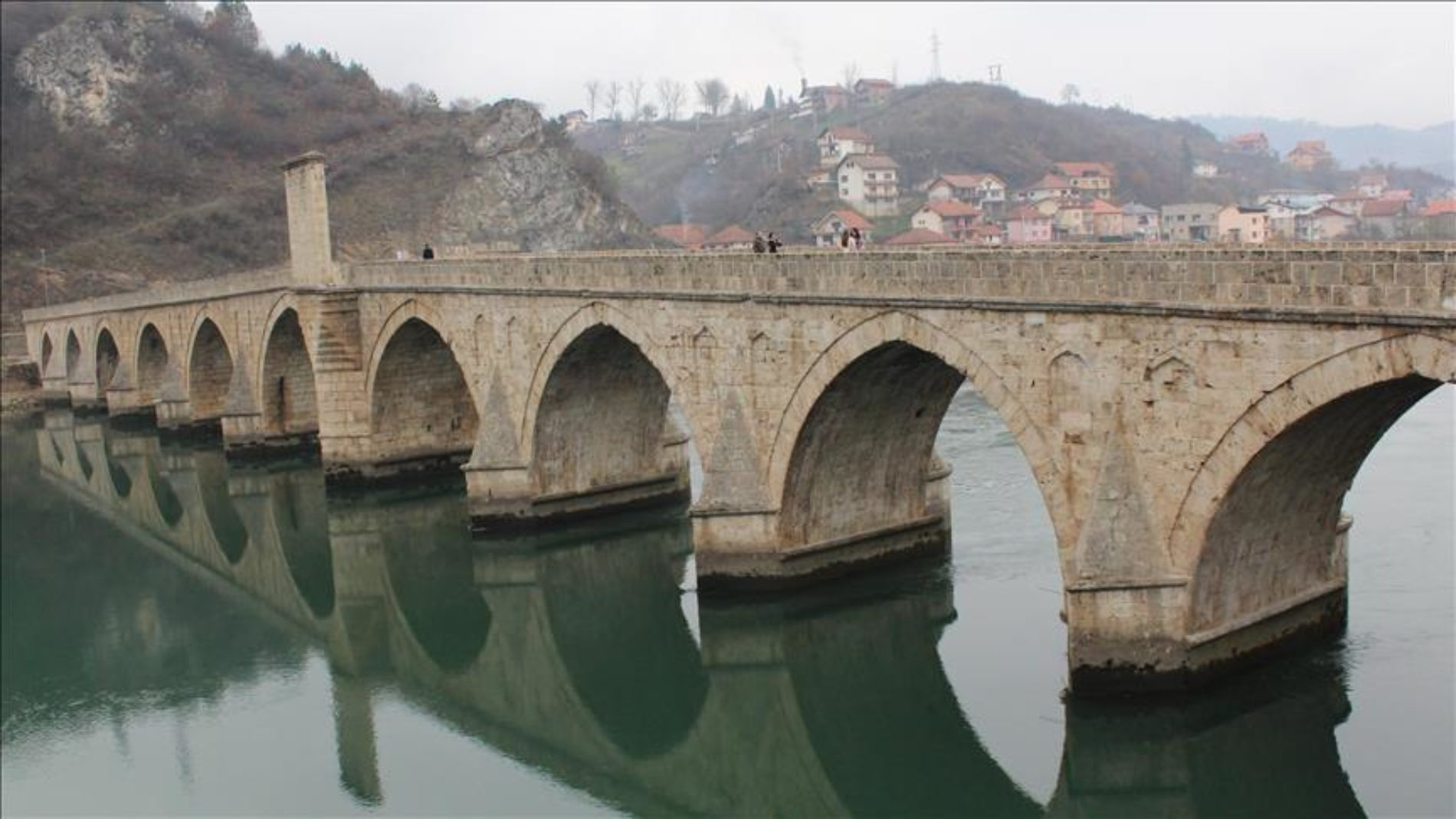 Završena obnova Mosta Mehmed-paše Sokolovića