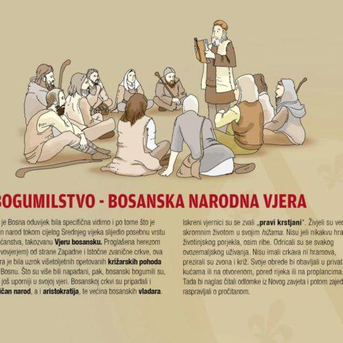 Saradnja bosanskih vladara i (heretičke) Crkve bosanske u 13. i 14. vijeku