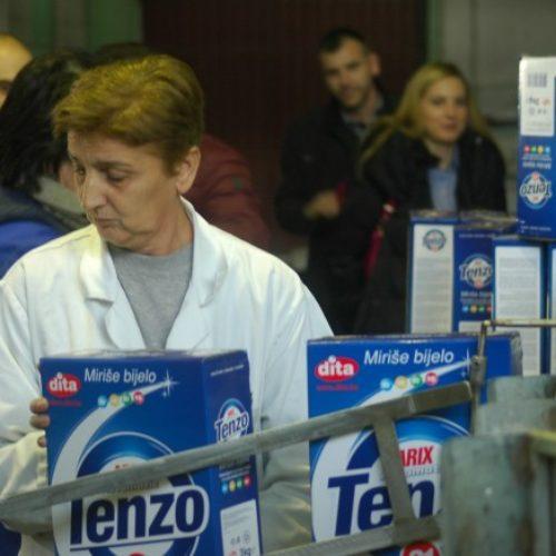 Nastavak lijepe priče iz Dite: Proizvedeno preko 200 tona Arix-a, izvoz za Kosovo, Srbiju i Albaniju