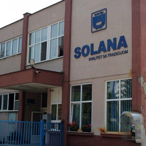 Solana proizvela 128.000 tona soli, izvoz povećan za 80 posto
