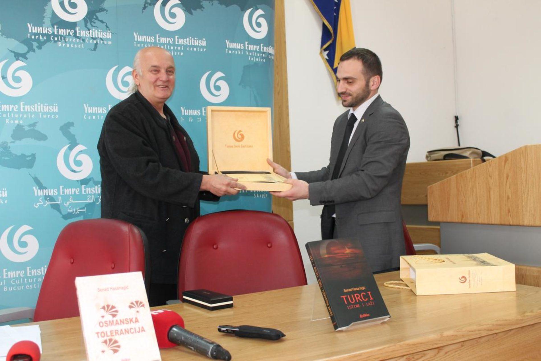 """Mostar: Promovirane knjige """"Osmanska tolerancija"""" i """"Turci, istine i laži"""""""