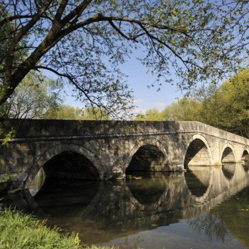 Rimski most, jedan od ljepših sačuvanih mostova u Sarajevu