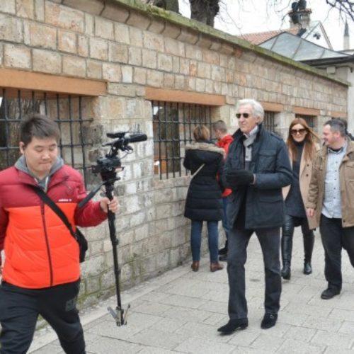 Kineska TV u Sarajevu: Snimaju emisiju posvećenu filmu 'Valter brani Sarajevo'
