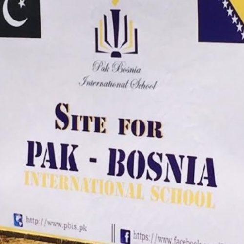 Škola u Pakistanu nosit će ime Alije Izetbegovića