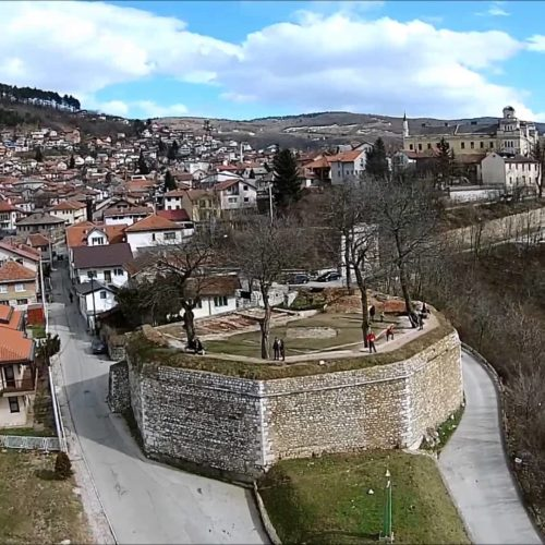 Stari grad Vratnik (Foto)
