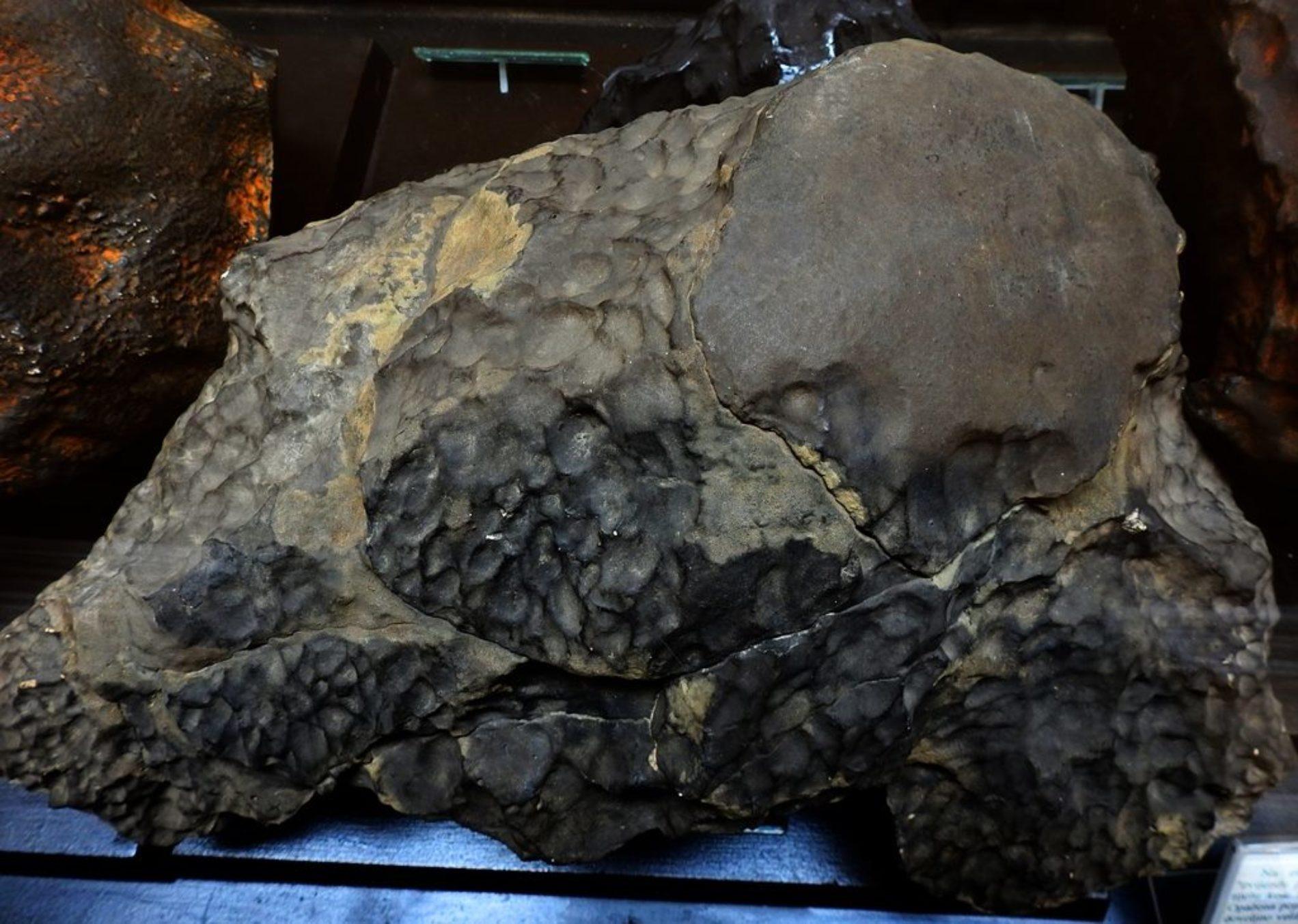 Zemaljski muzej Bosne i Hercegovine čuva najveći meteorit koji je pao na tlo naše zemlje