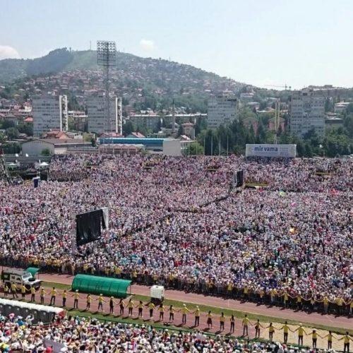 PODACI BISKUPSKE KONFERENCIJE DEMANTIRAJU DODIKA: U Sarajevu živi više katolika nego na prostoru cijele RS!