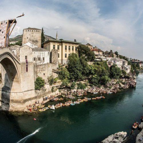 Najbolji svjetski skakači u vodu ponovo u Mostaru