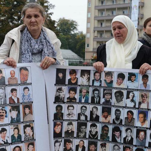 Majke enklava Srebrenica i Žepa nominovane za Nobelovu nagradu za mir