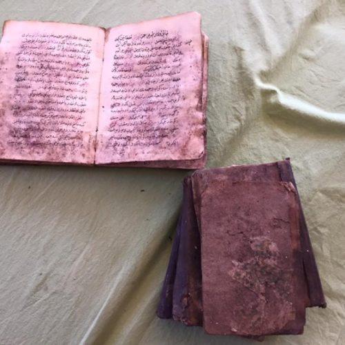 Trebinje: U zidu pronađene knjige, među njima rukom pisani Kur'an!