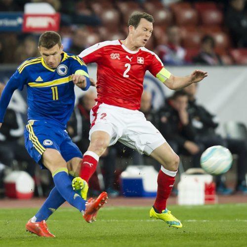 Bosna i Hercegovina bolja od Švicarske: Džeko i Pjanić za pobjedu u Cirihu