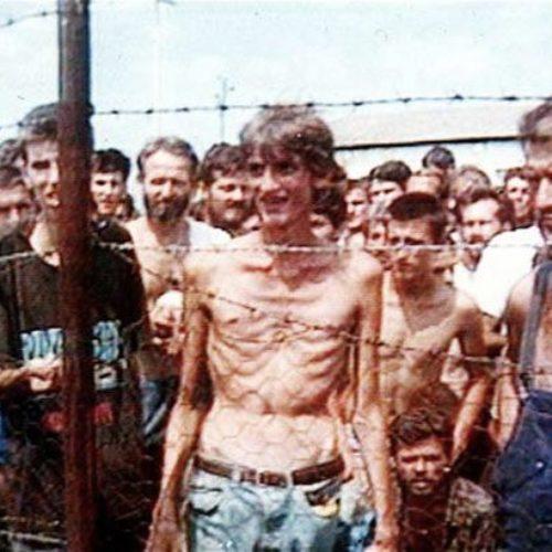 U logoru Trnopolje postavljen spomenik vojnicima RS-a
