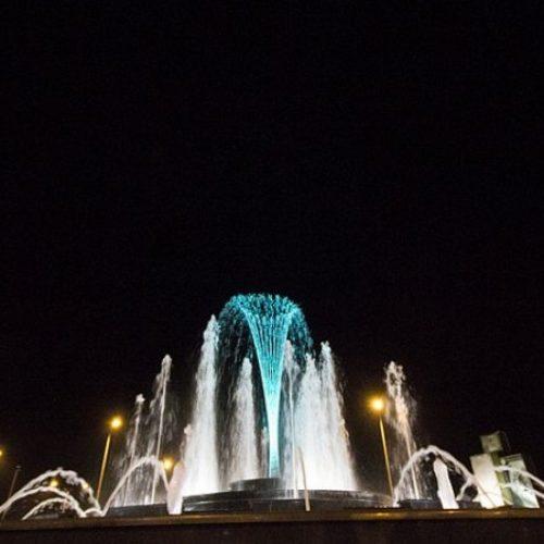 Pogledajte kako izgleda nova gradska fontana na samom ulazu u Zenicu (VIDEO)