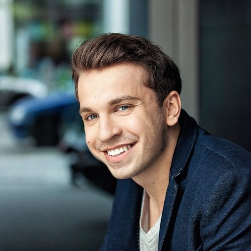"""Uspjeh mladog glumca u Njemačkoj: Edin Hasanović nagrađen """"Zlatnom kamerom"""""""