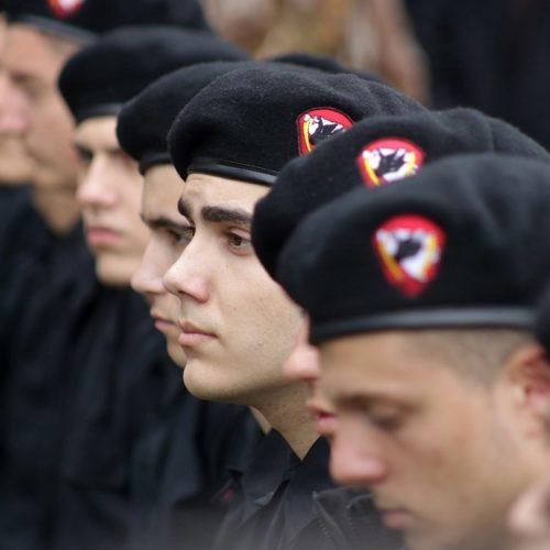 Crni Labudovi: Obilježavanje godišnjice pogibije heroja Hodžića i prisjećanje na herojski put jedinice (FOTO)