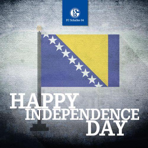 Dan nezavisnosti čestitao glumac Josh Duhamel, fudbalski klubovi Roma, Schalke, Chelsea…