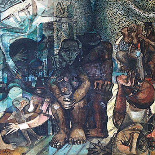 """Slika """"Sarajevo"""" iz 1992. godine u Dubaiju prodata za 1,14 miliona dolara"""