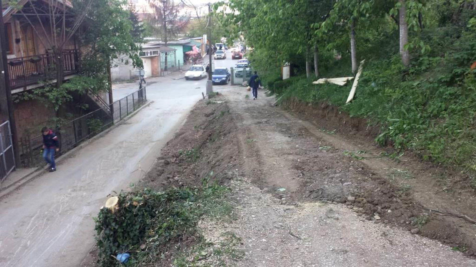 Sarajevo: Mještanin naselja poklonio zemljište Opštini u cilju proširenja ulice