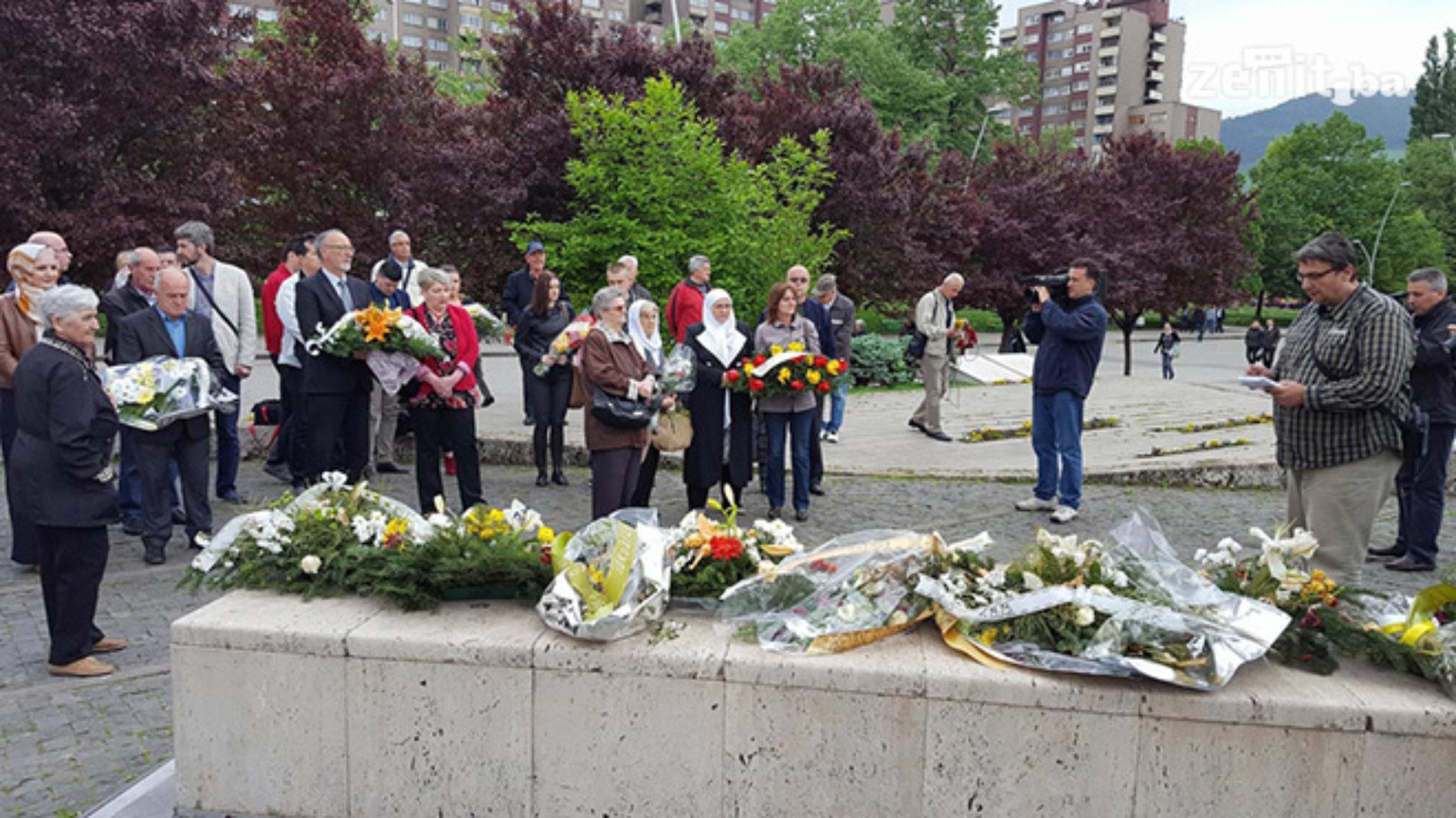 U Zenici obilježena godišnjica masakra nad civilima