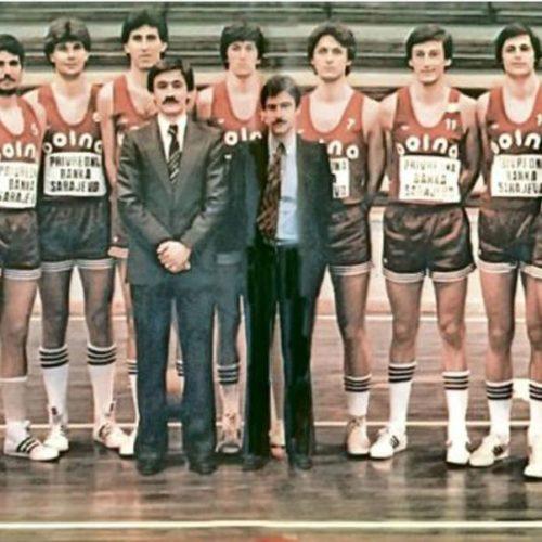 Dan kada su se košarkaši Bosne popeli na tron