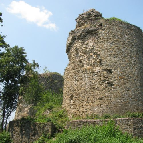 Stari grad Dobor