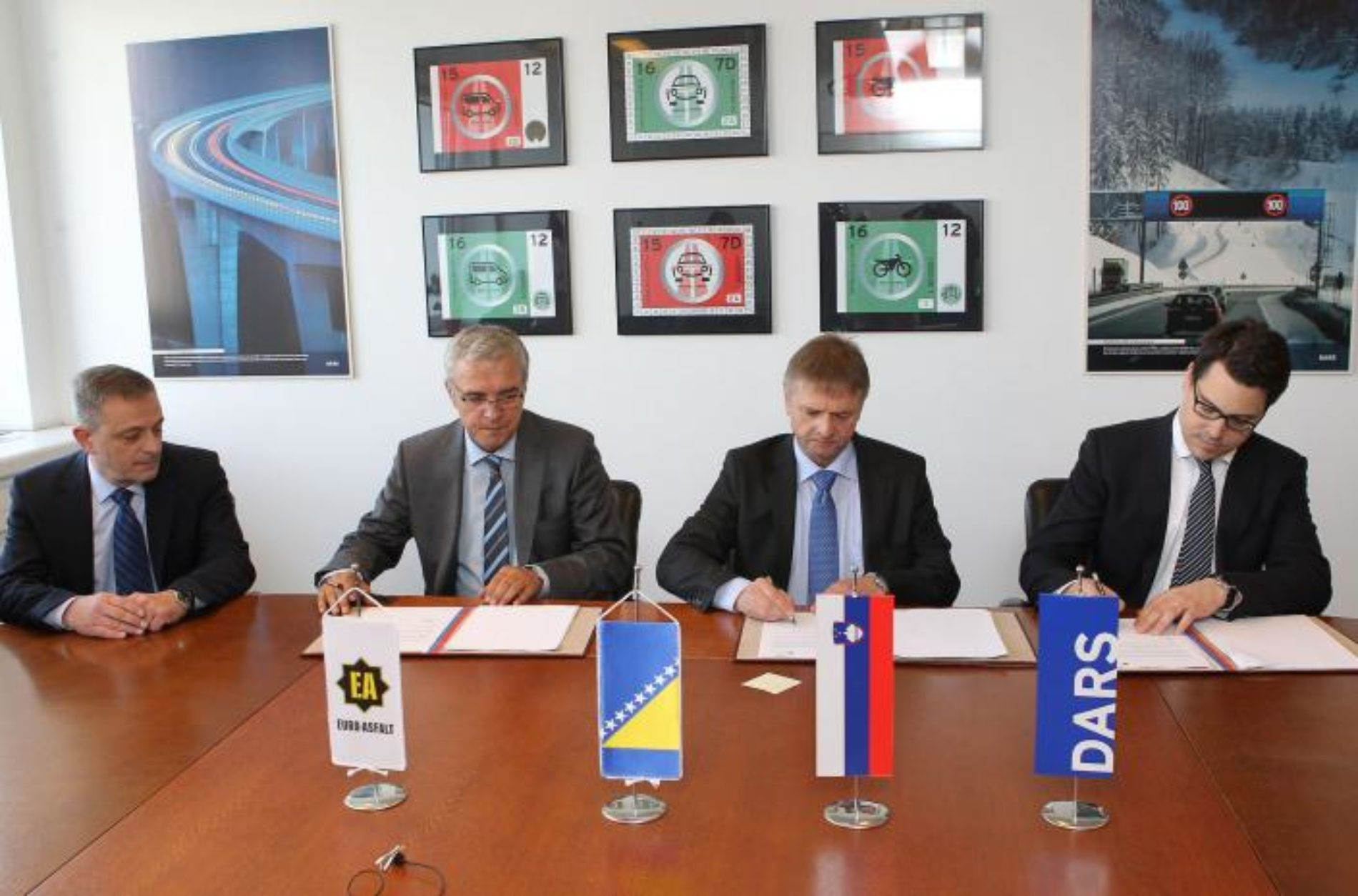 110 miliona maraka vrijedan posao za Euro-Asfalt u Sloveniji