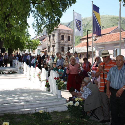 """JOB grada Mostara: """"Putevima pobjede ARBiH 2015"""""""