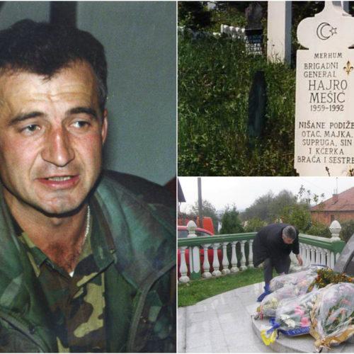 Godišnjica pogibije Kapetana Hajre, jednog od najvećih heroja Bosne