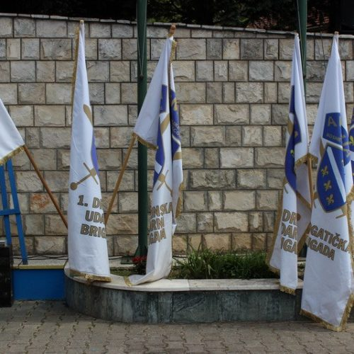 Manifestacija 'Dani Otpora' u Goraždu: Sjećanje na početak opsade i herojsku odbranu (FOTO)