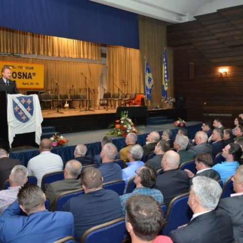 Izetbegović: Specijalna jedinica 'Bosna' je bila najjača karika otpora