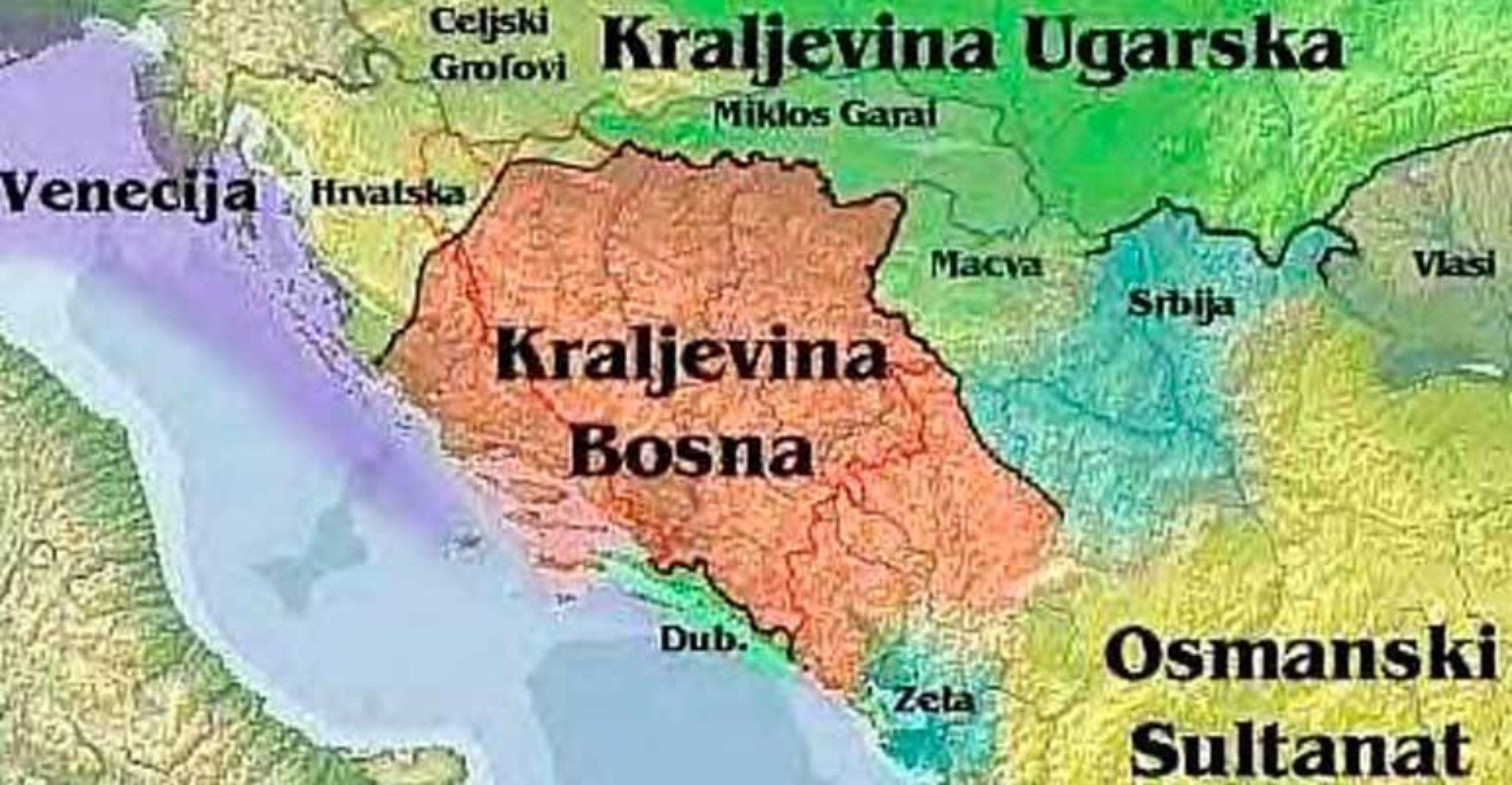 638 godina od uspostavljanja nezavisne Kraljevine Bosne