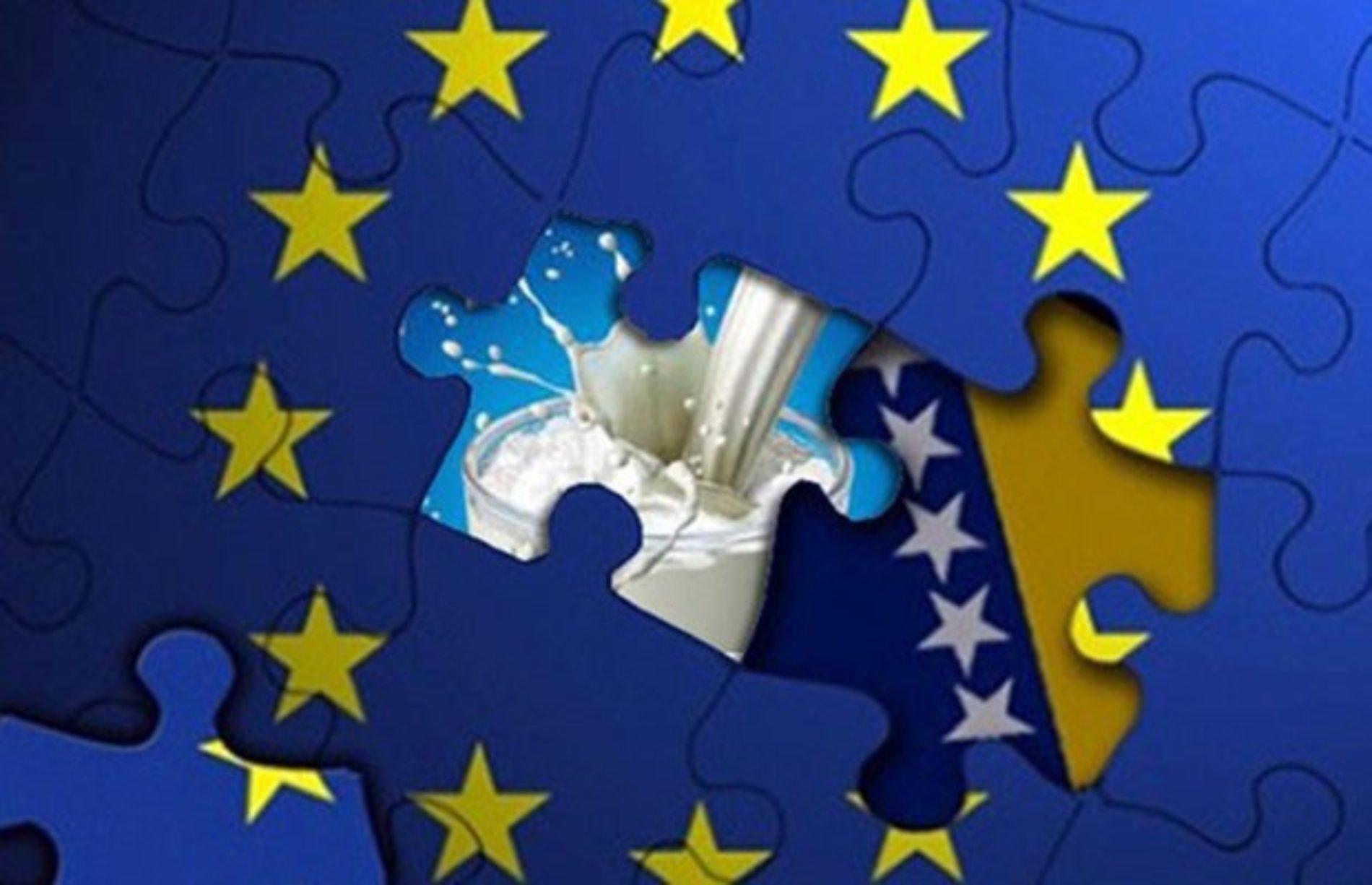 Građani Sarajeva i Bihaća o zabrani izvoza mlijeka u EU: Kupujmo domaće!