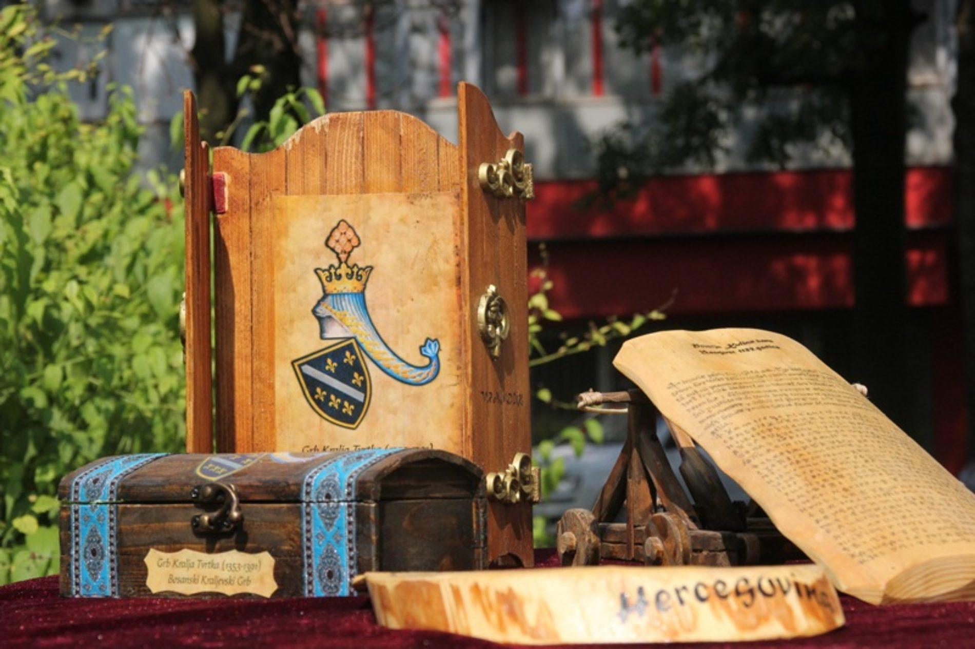 U Zenici obilježena 826. godišnjica Povelje Kulina bana (FOTO)
