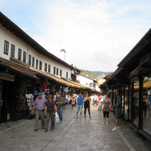 Priča o Saračima: Ulica koja je uvijek bila na razglednicama grada Sarajeva