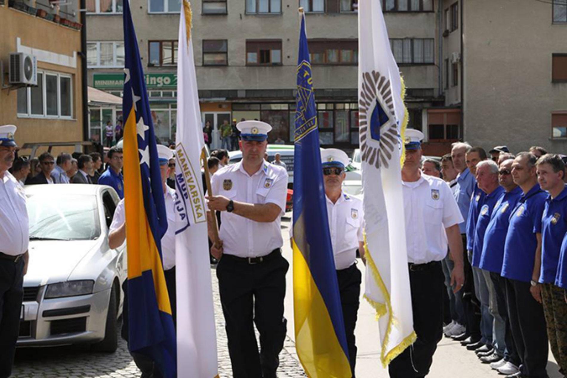 Grad Tuzla obilježio 4. april 1992., datum otpora (Foto)