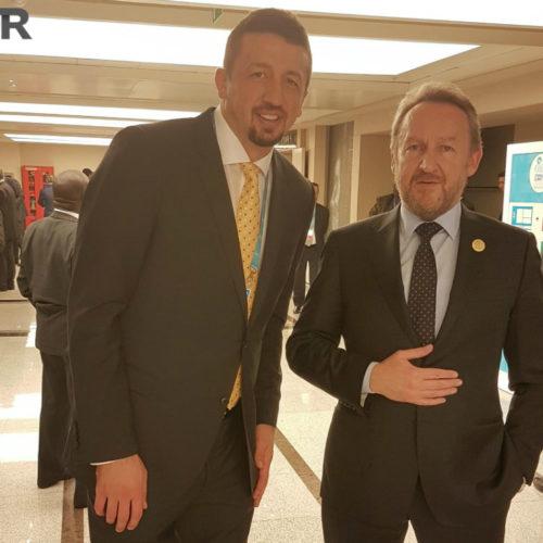 Košarkaška legenda: Bošnjak iz Sjenice savjetnik predsjednika Turske