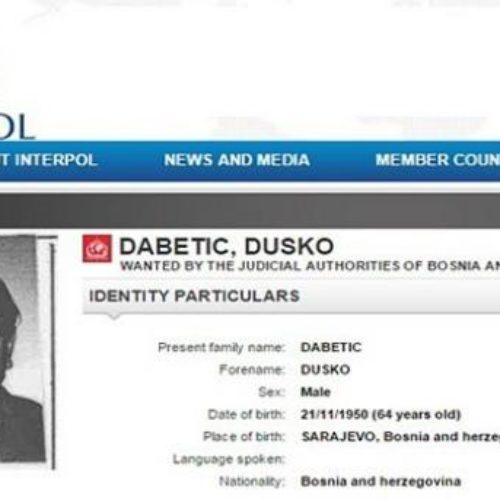 Turska policija uhapsila Duška Dabetića osumnjičenog za ratne zločine u našoj zemlji